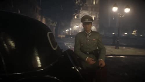 Call Of Duty: WWII: Meet The Allies: Crowley