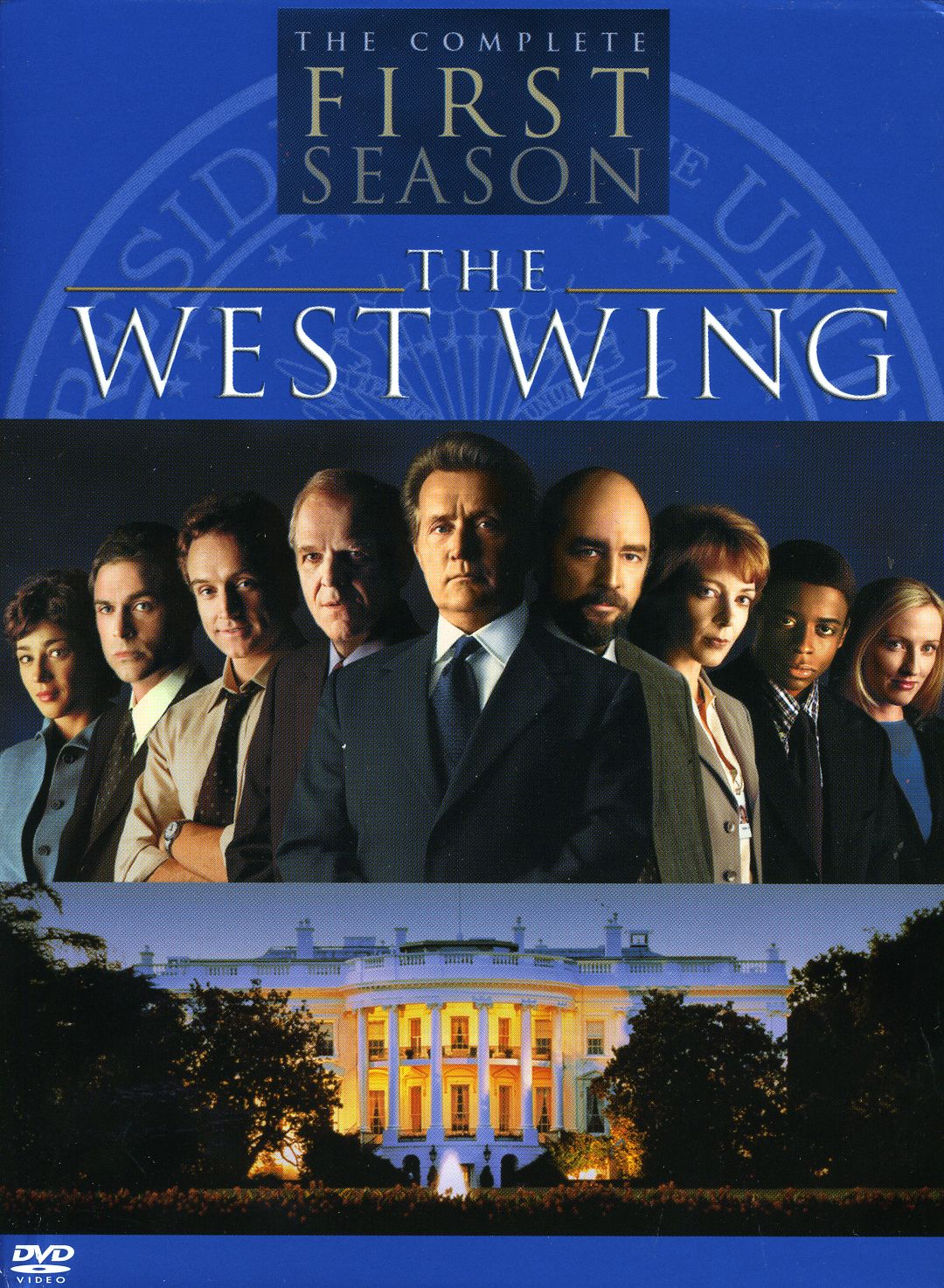 The West Wing Season 7 COMPLETE WEBRip 480p, 720p & 1080p