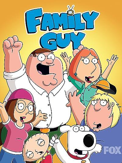 Family Guy Season 4 COMPLETE HDTV 480p