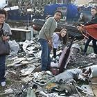 Joel McHale, Yvette Nicole Brown, Alison Brie, Danny Pudi, and Donald Glover in Community (2009)