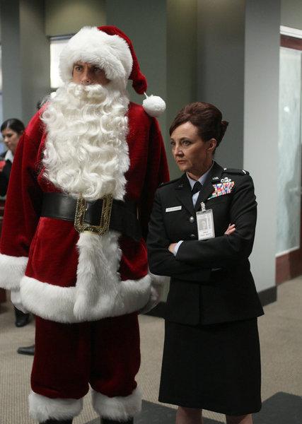 Bonita Friedericy and Zachary Levi in Chuck (2007)