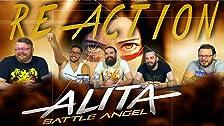 Alita: Battle Angel - ¡REACCIONES DE PELÍCULA!