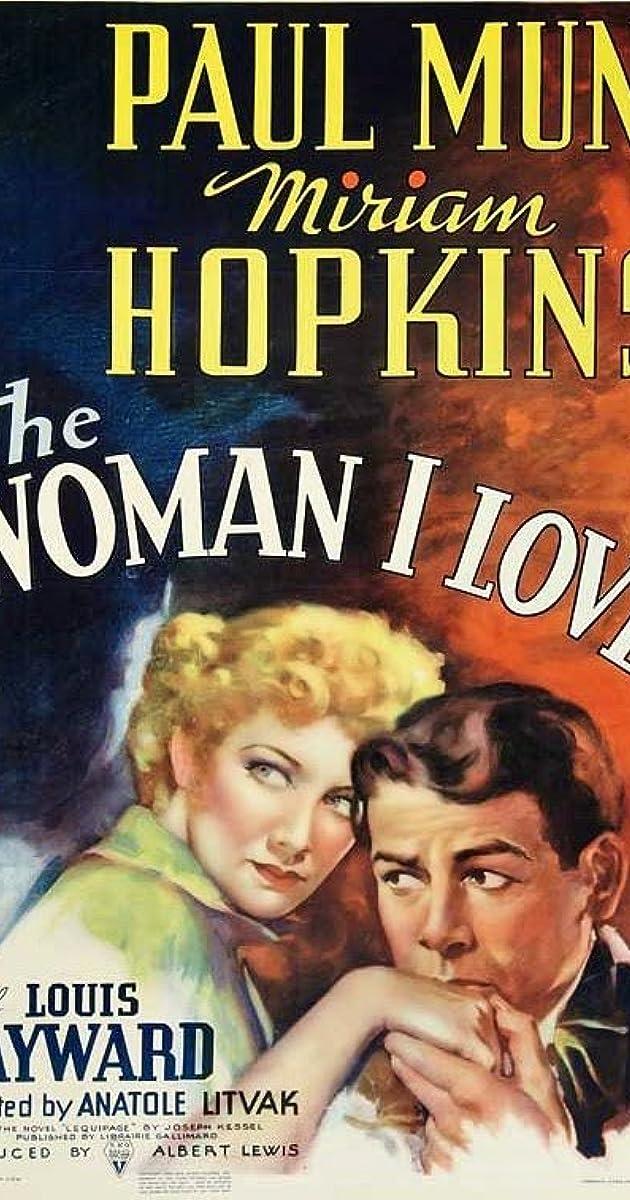 The Woman I Love 1937 Imdb