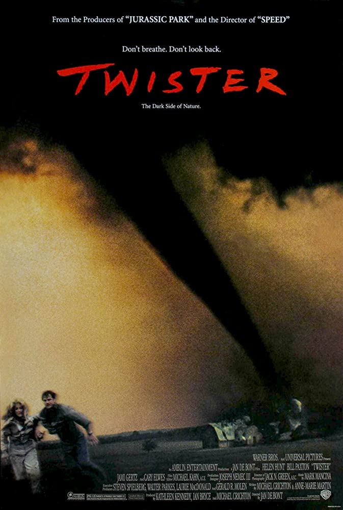 Twister (1996) Tagalog Dubbed