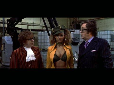 Austin Powers in Goldmember in italian free download