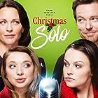 Kelli Williams, Jonathan Scarfe, Pippa Mackie, and Kayla Wallace in Christmas Solo (2017)