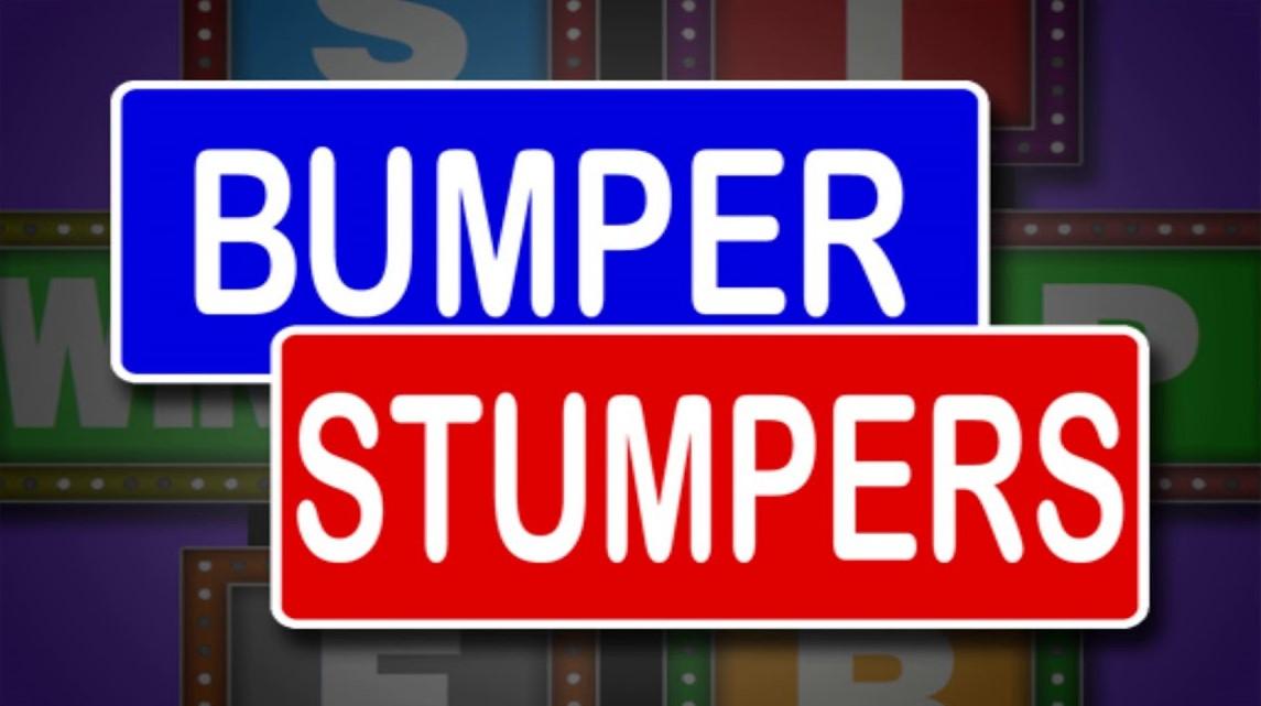 Bumper Stumpers (TV Series 1987–1990) - IMDb