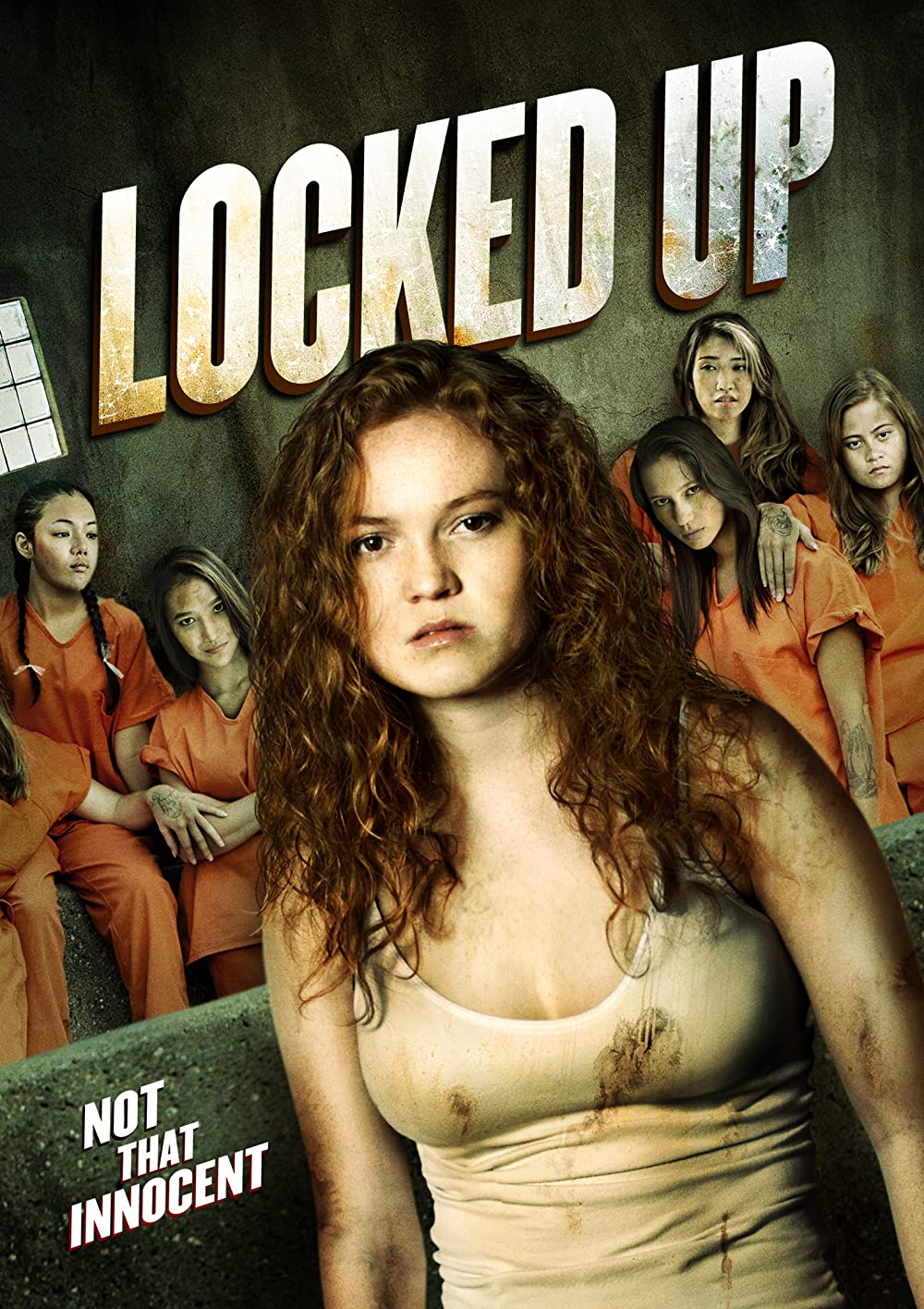 18+ Locked Up 2017 English 1080p UNRATED BluRay 1.5GB Download