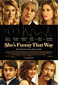 She's Funny That Way (2015) Poster - Movie Forum, Cast, Reviews