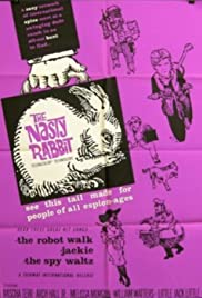 The Nasty Rabbit Poster