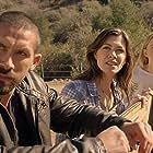 Scott Adkins, Caitlin Keats, and Madison Lawlor in Close Range (2015)