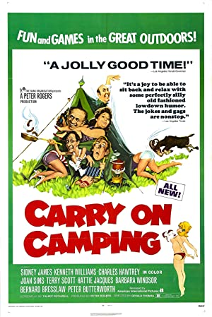 Where to stream Carry on Camping