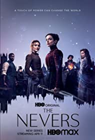 Olivia Williams, Anna Devlin, Eleanor Tomlinson, Laura Donnelly, Rochelle Neil, Zackary Momoh, and Ann Skelly in The Nevers (2021)