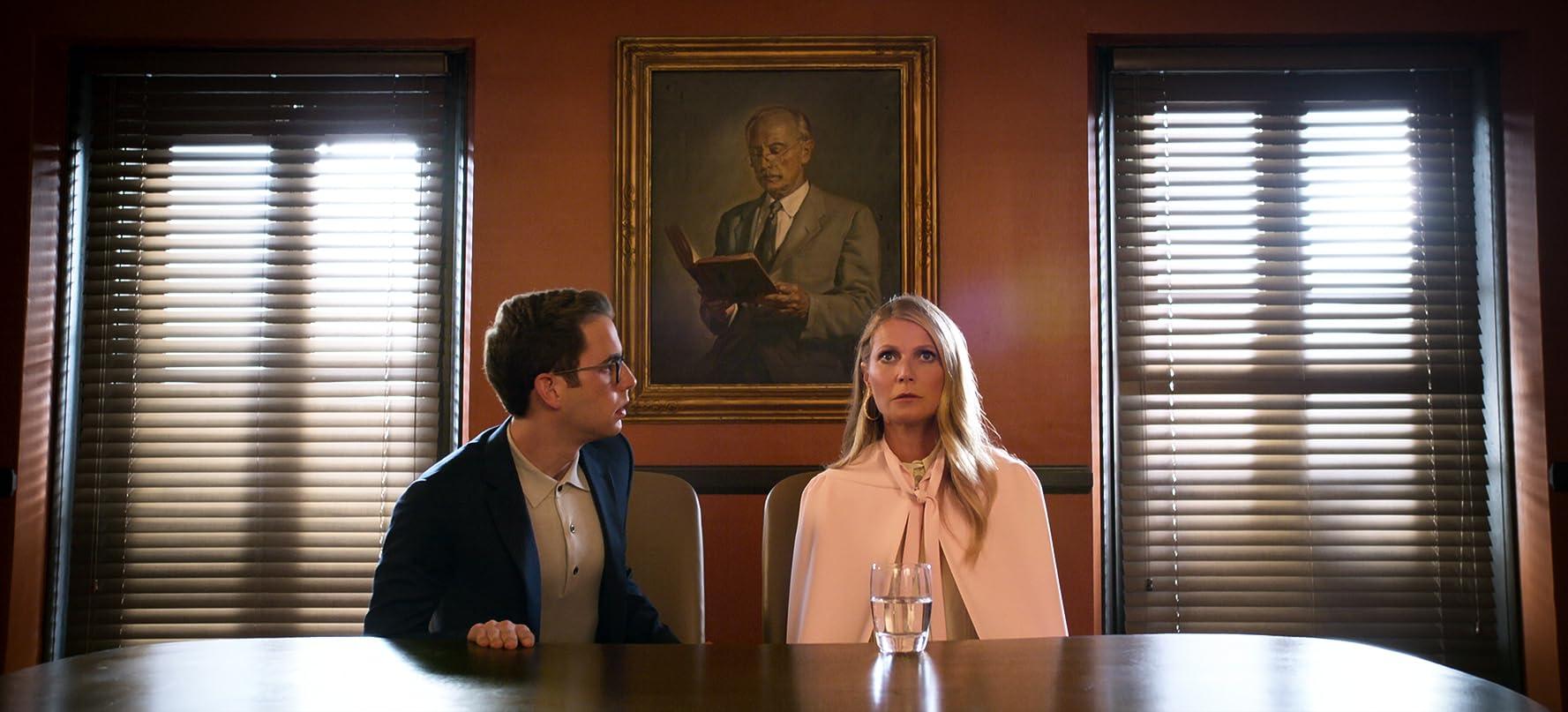 Gwyneth Paltrow and Ben Platt in The Politician (2019)