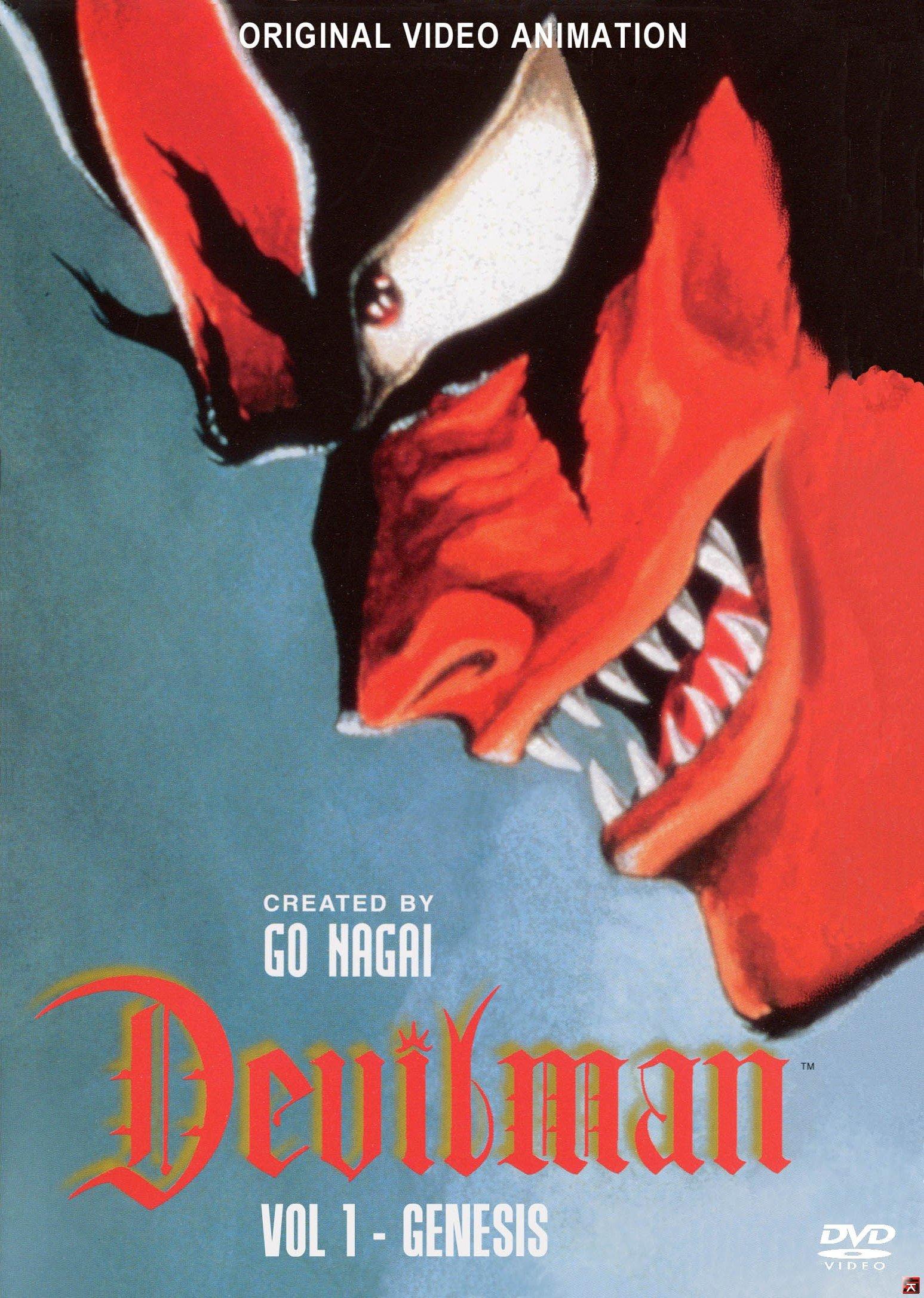 دانلود زیرنویس فارسی سریال Devilman