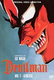 Devil Man - Volume 1: The Birth Poster