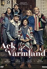 Ack Värmland Poster - TV Show Forum, Cast, Reviews