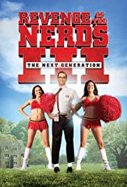 Revenge of the Nerds III: The Next Generation (1992)