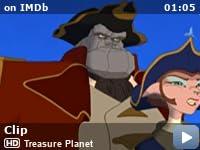Treasure Planet Star Map.Treasure Planet 2002 Imdb