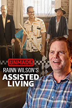 """Long before """"The Office,"""" Rainn Wilson tried creating his own TV series: """"Assisted Living,"""" where two slackers inherit a senior-living facility. No one bought the script, but now it sees the light of day for the first time ever in """"UnMade,"""" presented by """"Star Trek: Discovery."""""""