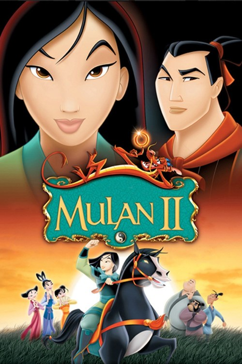 Mulan 2 The Final War 2004 Dual Audio Hindi 350MB BluRay 480p ESubs