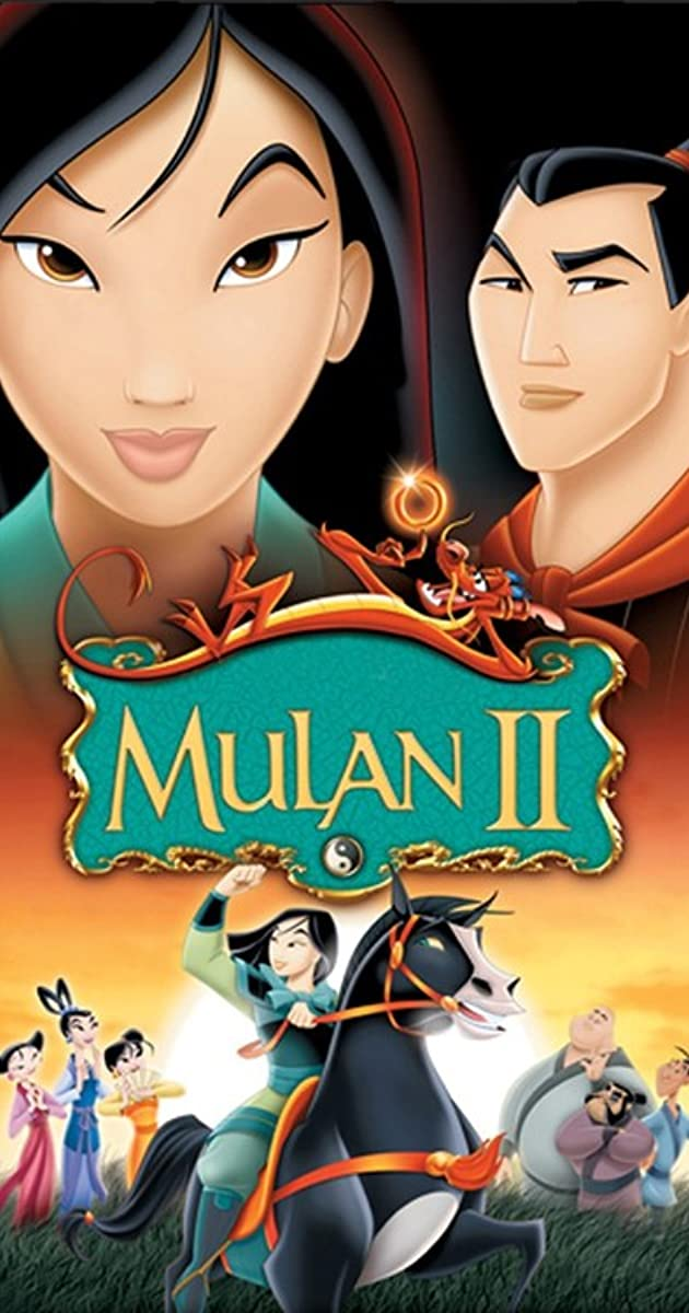 Subtitle of Mulan 2: The Final War