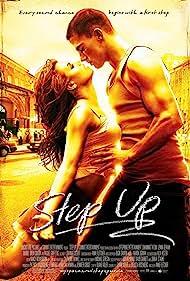 Channing Tatum and Jenna Dewan in Step Up (2006)
