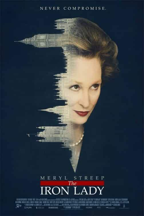 Meryl Streep in The Iron Lady (2011)