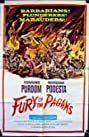 Fury of the Pagans (1960) Poster