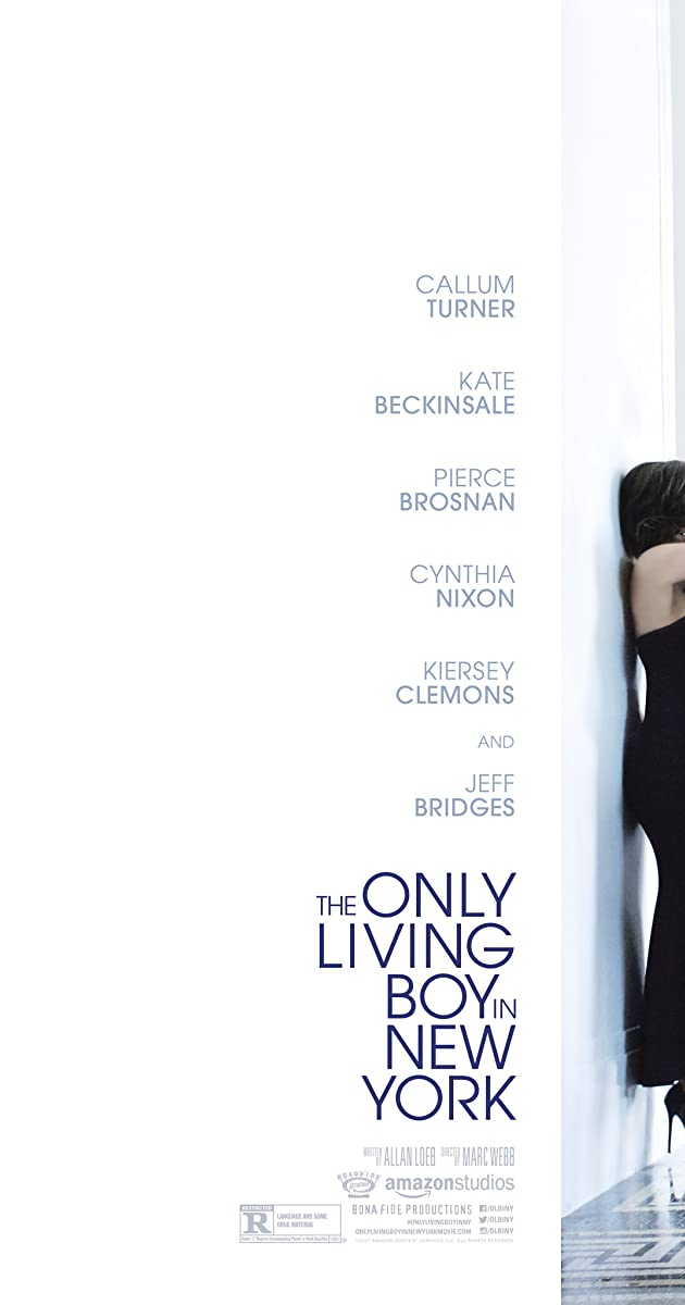 The Only Living Boy in New York (2017) - IMDb