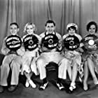 Lola Lane, Mary Lawlor, Bessie Love, Gus Shy, and Stanley Smith in Good News (1930)