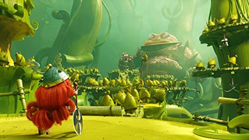 Rayman Legends (French E3 Trailer)