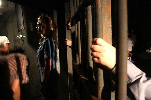 Aprella in Condemned (2010)