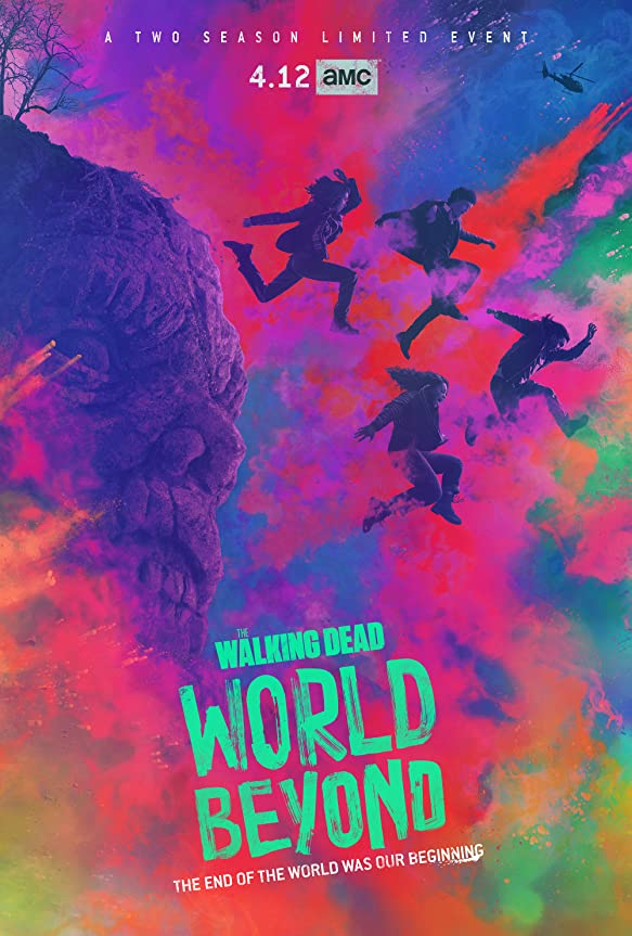 The Walking Dead: World Beyond (2020) English S01 AMZN WEB-DL x265 AAC Msub