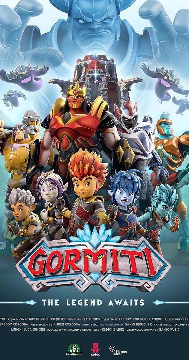 Descargar Gormiti Temporada 1 capitulos completos en español latino