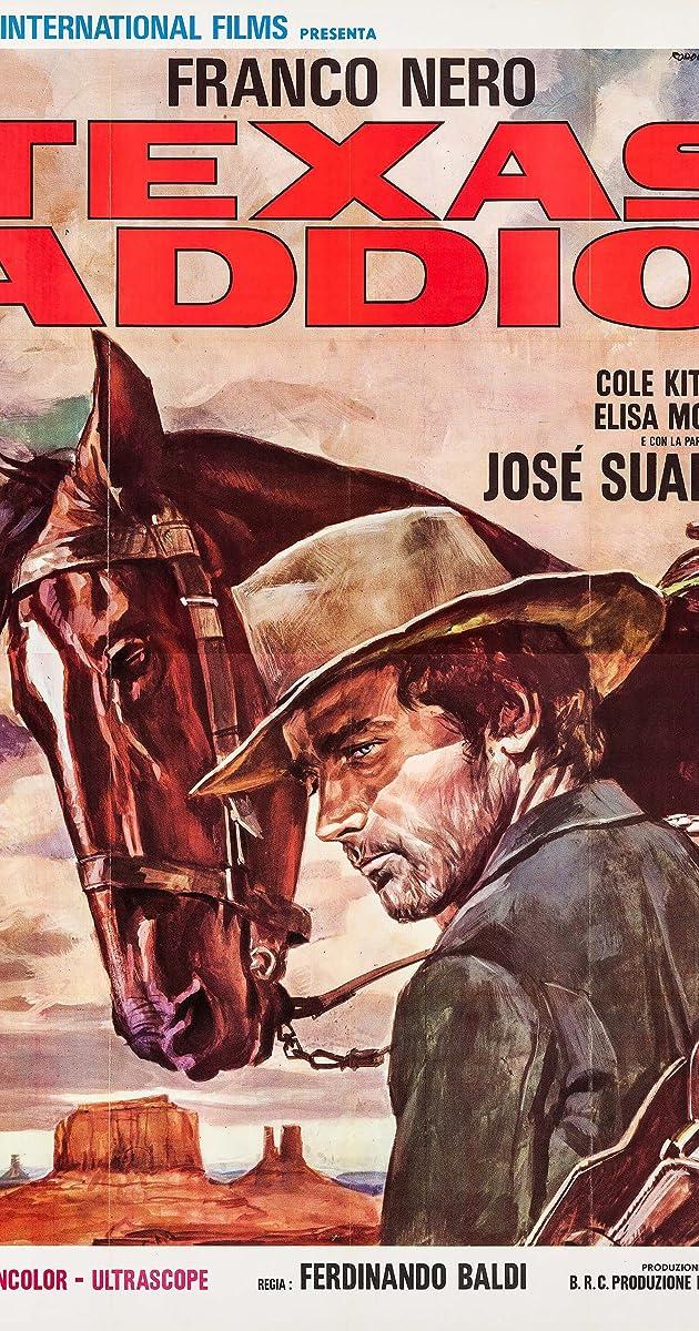 Texas, Adios (1966) Subtitles