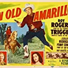 Roy Rogers, Penny Edwards, Estelita Rodriguez, and Trigger in In Old Amarillo (1951)