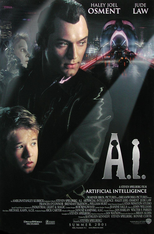 A.I. 人工智慧 | awwrated | 你的 Netflix 避雷好幫手!