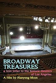 Broadway Treasures Poster