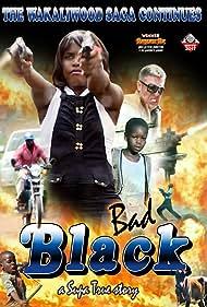 Alan Hofmanis and Nabwana I.G.G. in Bad Black (2016)
