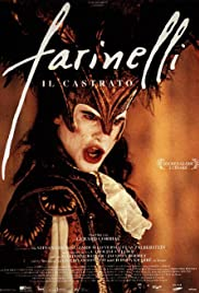 Farinelli (1994) Poster - Movie Forum, Cast, Reviews