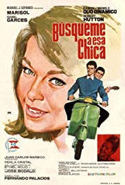 Búsqueme a esa chica (1964) Poster - Movie Forum, Cast, Reviews