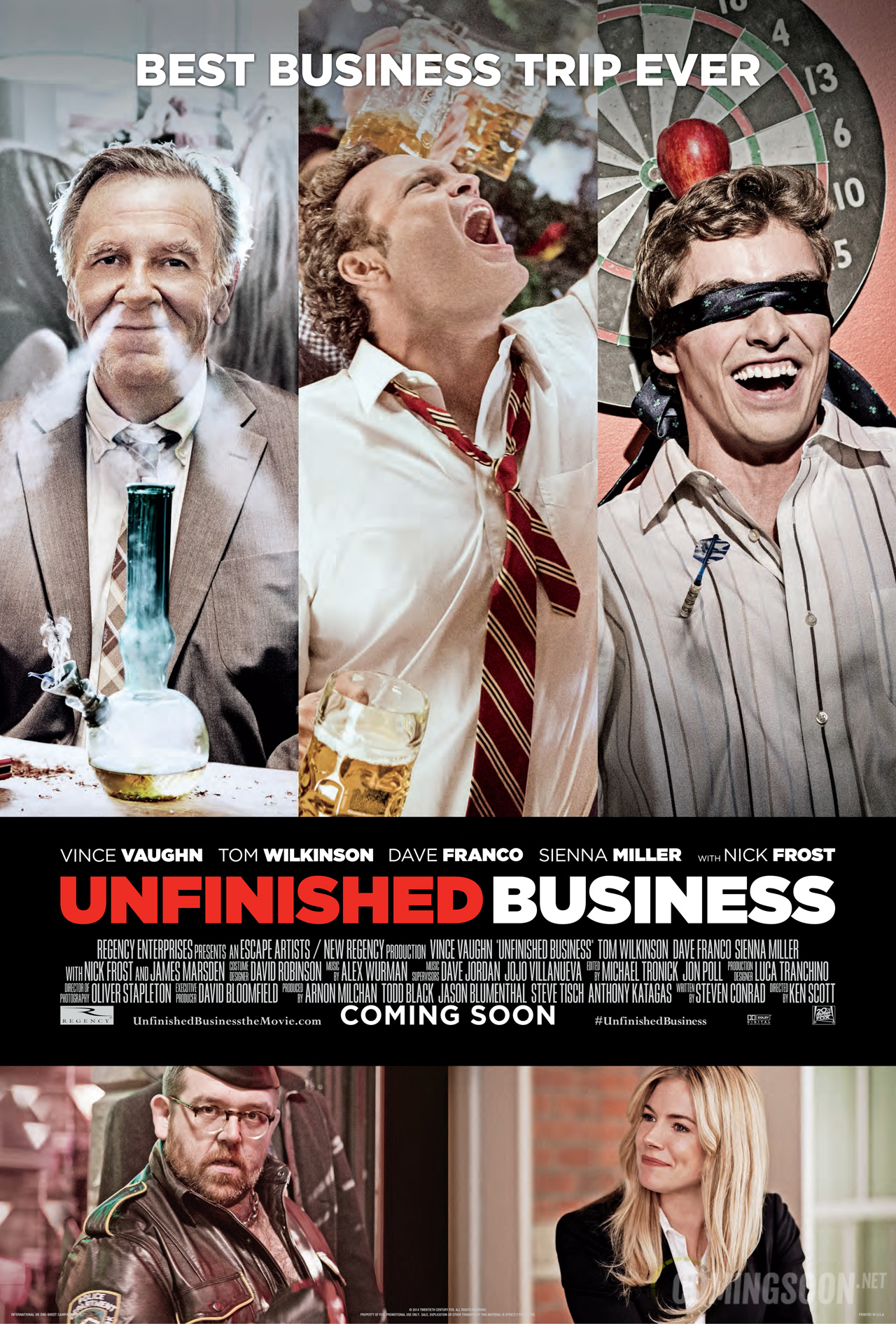 unfinished business yify