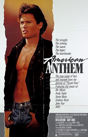 Where to stream American Anthem