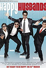 Happy Husbands 2011 Hindi Movie AMZN WebRip 300mb 480p 1GB 720p 3GB 11GB 1080p