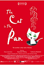 The Cat in the Pan Poster