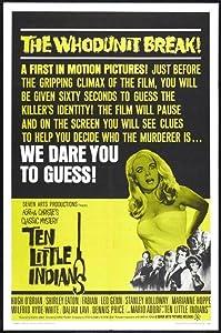 Movies list to watch Ten Little Indians UK [UHD]