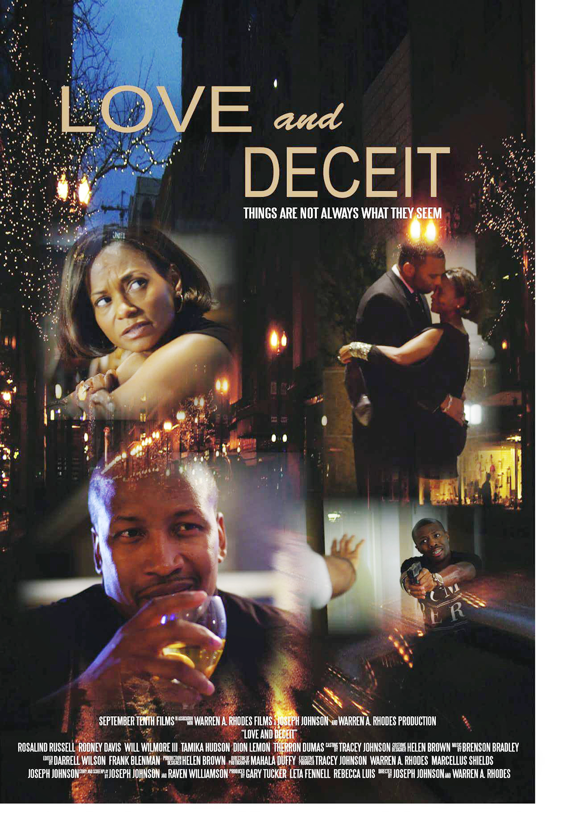 Love and Deceit on FREECABLE TV