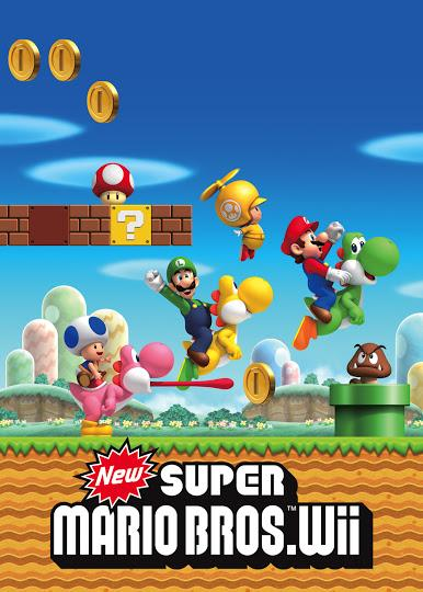 New Super Mario Bros Wii Video Game 2009 Imdb