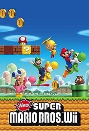 New Super Mario Bros. Wii(2009) Poster - Movie Forum, Cast, Reviews